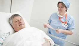 What to do if you are hospitalised?